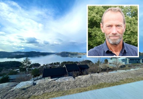 STORINVESTERING: Kragerøfjorden hyttegrend har utsikt mot Kilsfjorden. Ivar Tollefsens Fredensborg jobber aktivt med planer for området.