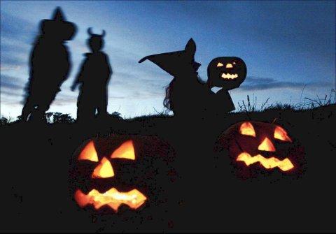 HALLOWEEN: Halloween feires 31. oktober. Nå har kommunen kommet med råd om hvordan dagen kan feires på en smittevernvennlig måte.