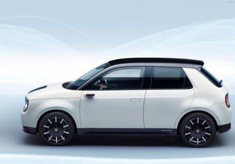 e heter Hondas første elbil. Den kommer med begrenset rekkevidde og en prislapp som nok kunne vært mer gunstig.