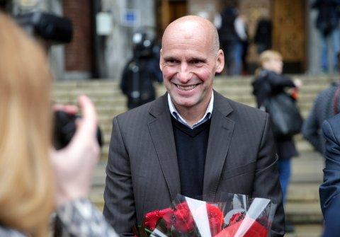 NYE OPPGAVER: Geir Lippestad (Ap) gikk sist høst fra en hverdag som advokat til byråd i Oslo.