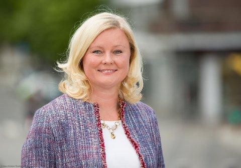 TREDJEKANDIDAT: Pia Farstad von Hall fra Bekkelaget og Bydel Nordstrand er på tredjeplass på Oslo Høyres liste og sikter dermed mot en ny periode i bystyret etter valget i 2019. Pressefoto: Sturlason