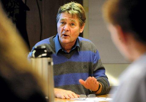 ADVARER: Utdanningssjef Tord Arnesen advarer mot verving av ungndom til høyreekstreme miljøer.