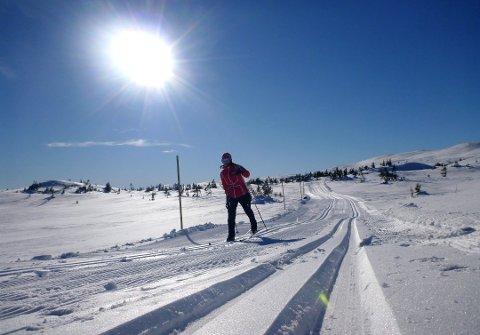 Det kan se ut til at Sør- og Østlandet får det beste været før jul, men om det blir like fint som på dette bildet er mer usikkert. (Foto: Erik Johansen / NTB scanpix)