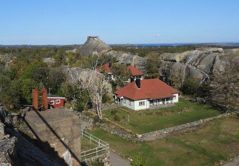 Torås Fort er et populært utfartsmål, enten man er historieinteressert eller bare vil oppleve fin natur og fantastisk utsikt.