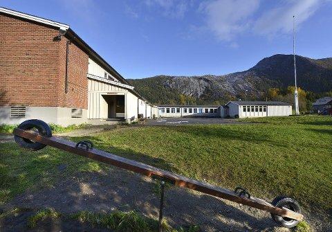 Dalsgrenda skole er en av tre skoler som kommunen ønsker å selge.
