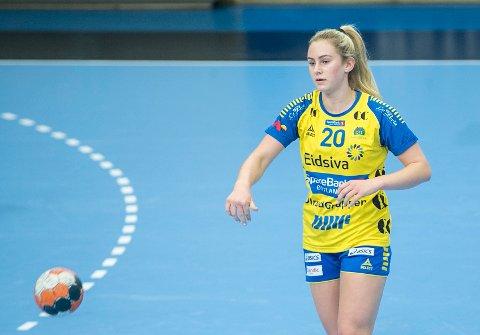 Storhamar spiller Mia Solberg Svele.