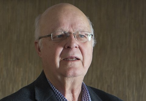 DEBATTANT: Jan Solgård.
