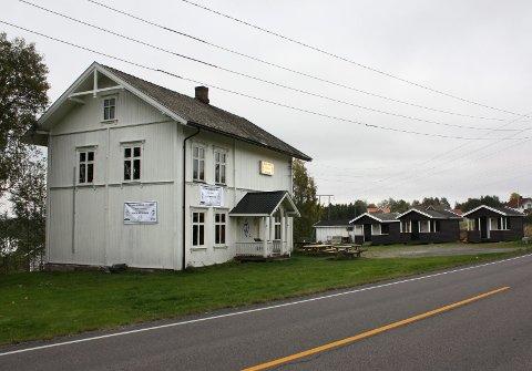 BLIR KOMMUNALT: Det tidligere bedehuset på Haga blir kommunal eiendom.