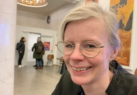 NERVER ER OK: – Det er helt greit være litt nervøs for et jobbintervju, sier psykolog Hedvig Montgomery