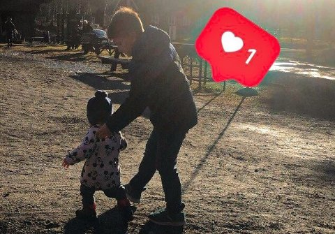 RETTSSAK: En mor er tiltalt for å ha drept sine to små barn på Lørenskog.