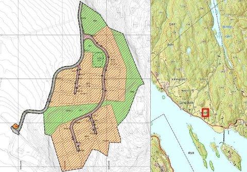 FLATÅSEN: Kommunen ber om innspill til navn for ny vei i hyttefeltet.