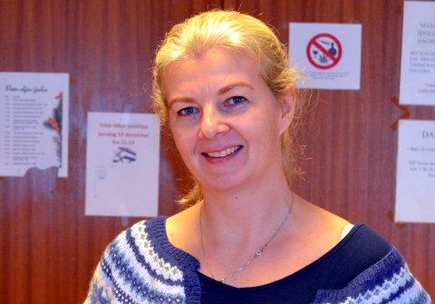 FRIVILLIG: Selv om Monica Kristiansen ikke kunne følge utdanningsdrømmen på grunn av sykdom, får hun jobbe med det hun har aller mest lyst til gjennom frivillig arbeid.