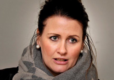 BEKYMRINGSFULLT: Therese Thorbjørnsen, leder i Utvalg for kultur og oppvekst i Sarpsborg kommune, er bekymret over at så mange barn i Østfold og Sarpsborg vokser opp i lavinntektsfamilier.