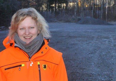 Helene Østbye regner med at den planlagte Remabutikken midt mellom Askim og Mysen får ja i løpet av noen dager.