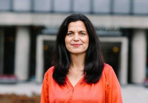 Nina Solli er regiondirektør NHO Viken Oslo