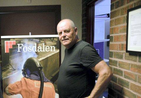 HOVEDTILLITSVALGT: Walfred Andersson er en sterk sterk stemme i Malm og gamle Verran. Han retter en advarende pekefiner mot Helse Nord-Trøndelag om forslaget om å redusere ambulansberedskapen.