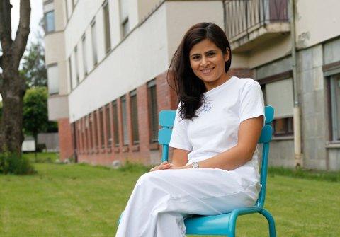 Anita Kåss er kåret til årets lege i Telemark.