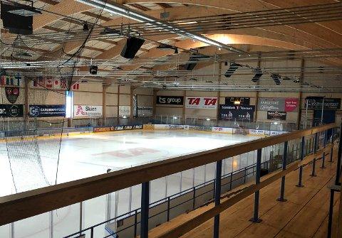 UENIGHETER: I Skien Ishockeyklubb har det vært store uenigheter og splittelser i en årrekke. Nå står klubben ved et veiskille. Foto: Tor Henrik Stensland