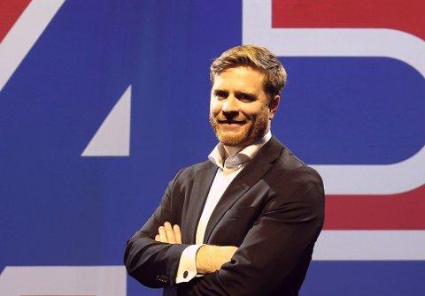 OVERTAR GRESVIG: Lars Kristian Lindberg måtte gå i etterkant av bestevenn-fadesen i Rema 1000. Nå blir han ny sjef i Norges neste største sportskjede.