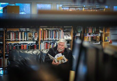 Forfatter Tor Åge Bringsværd fra Hølen er tildelt Anders Jahres kulturpris 2019