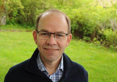 Anders Østrem, spesialist i allmennmedisin.