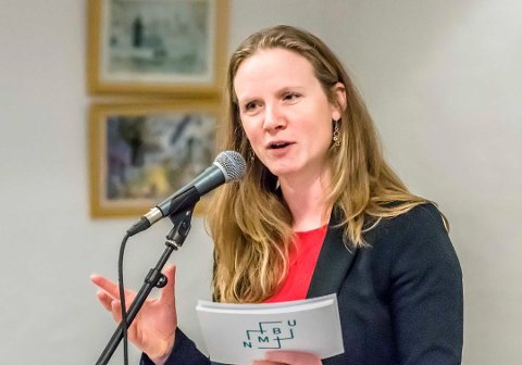 NY JOBB: Mari Sundli Tveit skal slutte som rektor på NMBU for å bli områdedirektør for politikk i NHO.