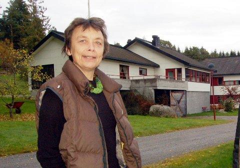 Kristin Sørheim.