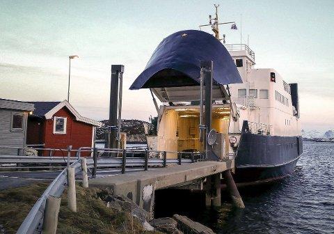 Nordland fylkeskommune og NHO Sjøfart er i tottene på hverandre om nye fergeanbud.