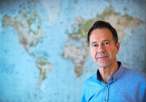 Regiondirektør i UDI, Atle Berge, har hatt et uvanlig travelt år. Nå gir han seg som regiondirektør.