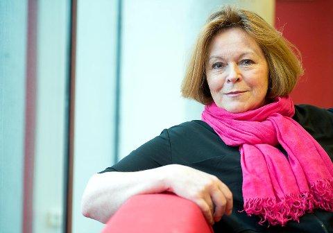 Skotske Mary Miller har vært operasjef siden 2010. Arkivfoto: MAGNE TURØY