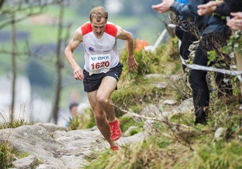 Thorbjørn Ludvigsen er den eneste som noensinne har løpt opp Stoltzekleiven på under åtte minutter. I fjor vant han ganske overlegent. I år tror arrangøren at det blir jevnere.