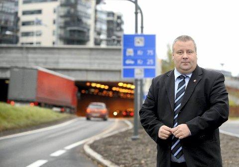 Bård Hoksrud (Frp)er landets nye landbruksministeren