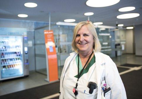 Konstituert legevaktsjef Dagrun Waag Linchausen skal hun lede arbeidet ved Bergen legevakt fremover.