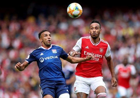 Arsenal-spissen Pierre-Emerick Aubameyang scoret 22 mål sist sesong.