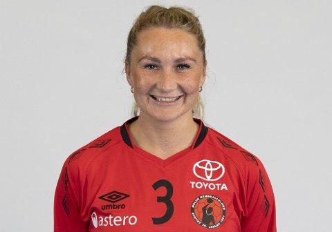 Julie Lygren har funnet seg godt til rette i sin nye klubb. Hun har scoret seks mål på sesongens tre første kamper.
