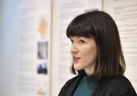 Byråd for kultur, mangfold og likestilling, Katrine Nødtvedt, er tydelig på at situasjonen er alvorlig for mange aktører nå.