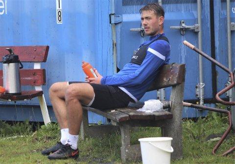 Fredrik Pallesen Knudsen kan være på vei tilbake til Brann.