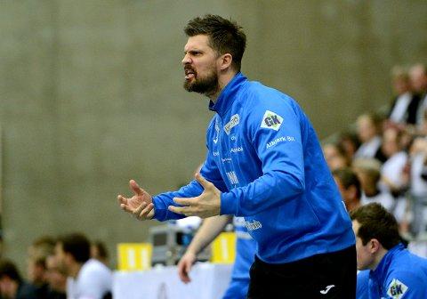 - Den beste: - Vi har spilt fire kamper mot Elverum denne sesongen, og dette var den beste av dem, sa DHK-trener Kristian Kjelling etter kampen.