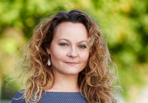 VIL HA ET ØSTLANDSK OPPRØR MOT TUNNEL: Buskerud Venstres Rebekka Borsch.