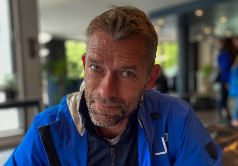 André Bergdølmo legger ikke skjul på at han ønsker seg jobben i Strømsgodset.