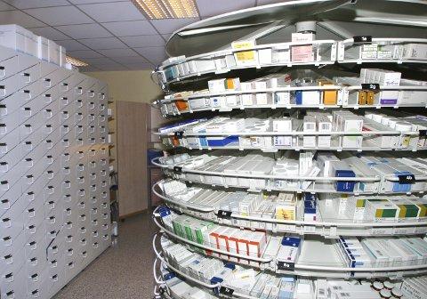PERMITERER: Apotek 1 permitterer i 26 av sine 406 apotek.