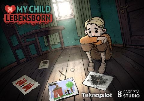 ADOPTIVBARN: I spelet My Child Lebensborn blir du adoptivforelder til eit barn som møter mykje motgang.