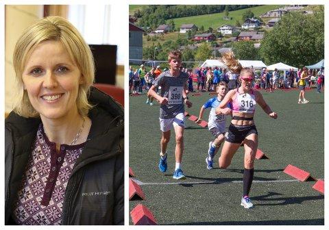REKORD: Vanlegvis er det knapt 50 påmelde til Jølster Maraton i desse tider. I år er talet tredobla.– Veldig kjekt, seier maraton-sjef Paula Lesto.