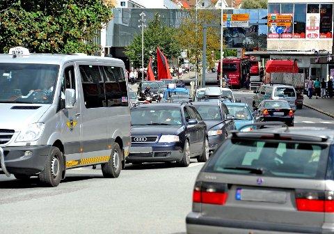 Bilkø i sentrum