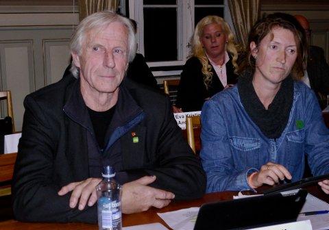 Truer med anmeldelse: Henning Aal (MDG) forventer en politianmeldelse fra Skatt Øst sin side, sa han i bystyret, og møtte motbør fra ordføreren.