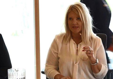 NY ROLLE: Rita Holberg (H) blir torsdag valgt som ny leder av det viktige kontrollutvalget.
