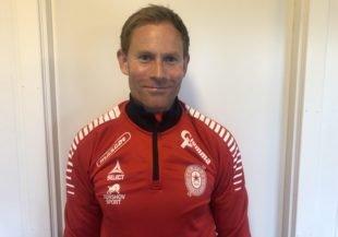 Michael Røn tegnet seg på scoringslisten for Østsiden i hjemmekampen  mot Kråekrøy 2.