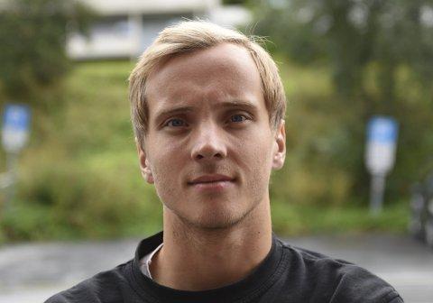 EN ANNEN VERDEN: Mathias Nicolaisen var på et flott besøk i Fredrikstad i sommer. Alle foto: Kjell Kolsvik