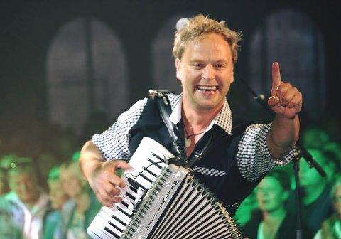 DIGITAL KONERT: Odd Arne Sørensen gjorde suksess med digitale konserter i fjor, og nå prøver han igjen. Først ut er med Tommy Michaelsen neste fredag.
