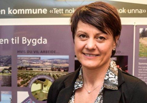 OPPVEKST: Anne Grethe Hole-Stenerud er ny oppvekstsjef i Østre Toten.